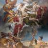 Les Nymphes de Parthénope 120×80 cm